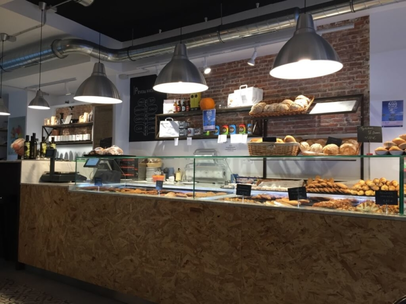 La revolución del gluten free: SANA LOCURA