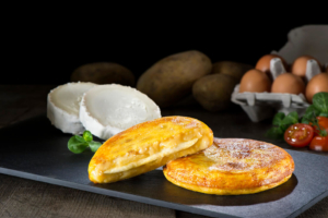 tortilla-queso-de-cabra