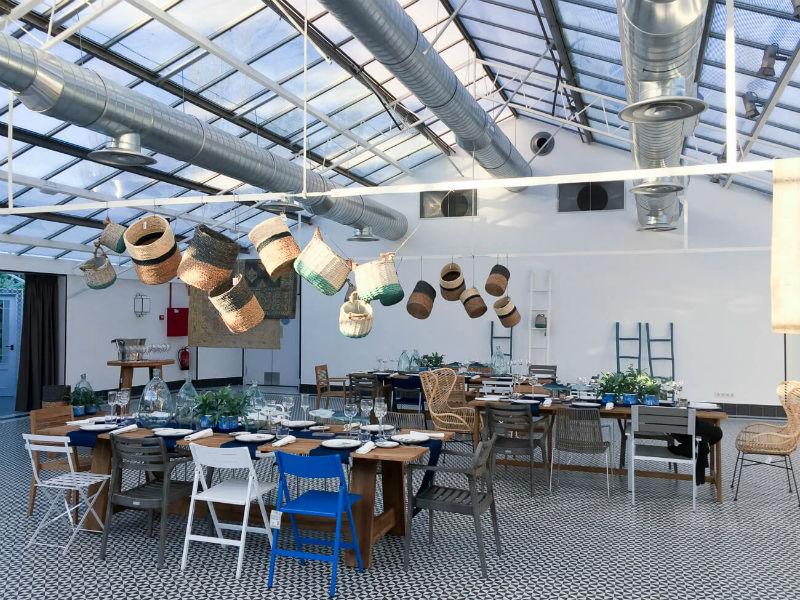El invernadero y el restaurante de los pe otes my places to be - Los penotes alcobendas ...