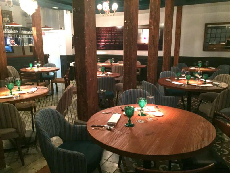 Una cena de 10 en DABBAWALA (CERRADO)