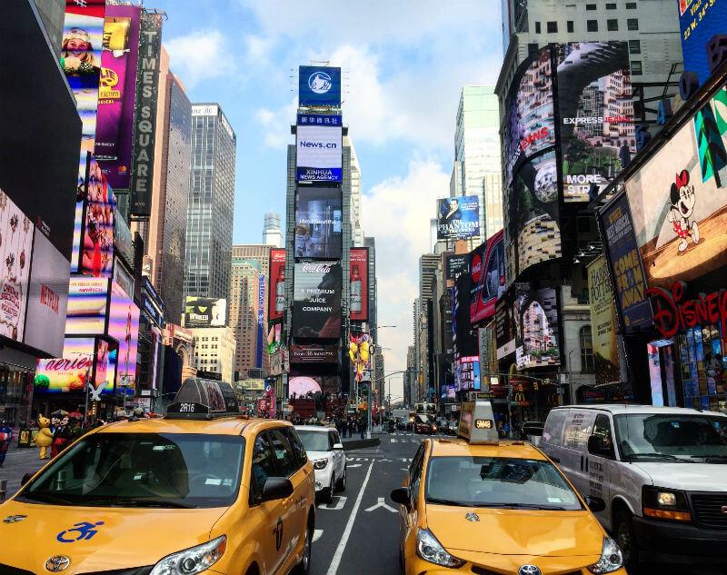 La ciudad de los rascacielos: NUEVA YORK