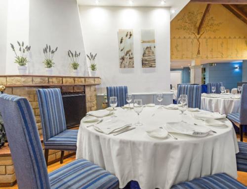 Templo del arroz y la cocina mediterránea: ST JAMES