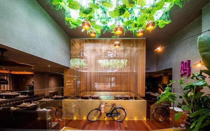 El restaurante chino de moda: SHANGAI MAMA