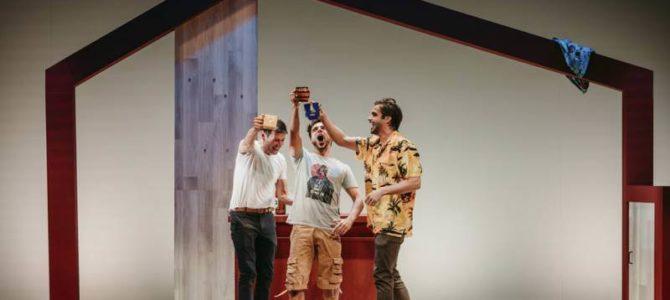Gran espectáculo con la obra de teatro CÁDIZ.